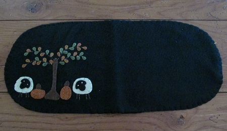 Harvest Sheep Autumn Table Mat / Runner