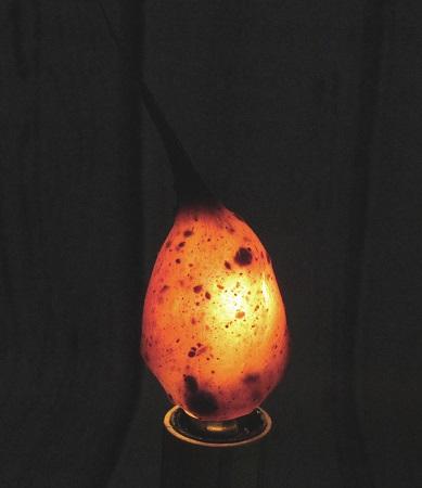Silicone Dipped Grubby Bulbs - Candelabra Base