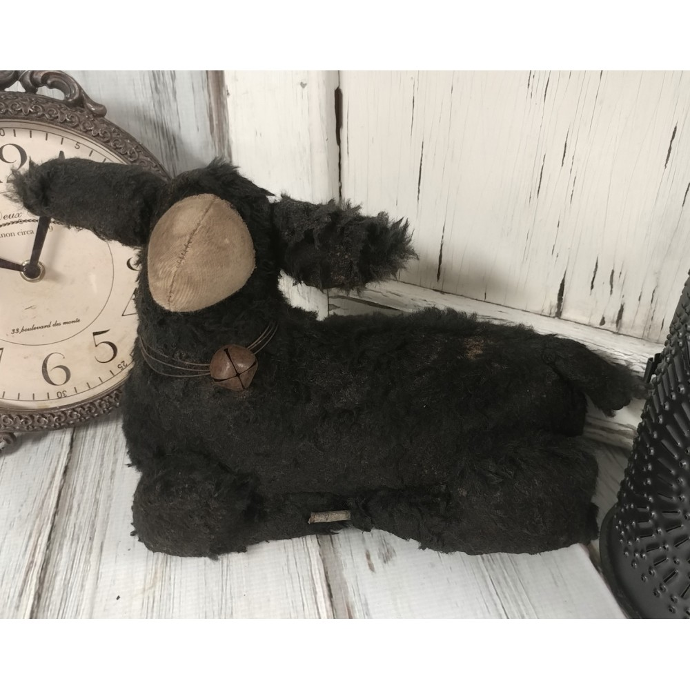 Primitive Handmade Aged Sheep Home Decor Farm Doll