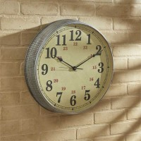 Vintage Inspired Norwood Wall Clock