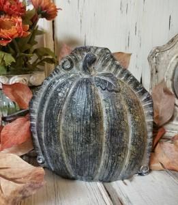 Vintage Inspired Short Pumpkin Mold