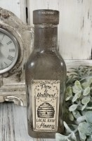 Local Honey Home Decor Bottle
